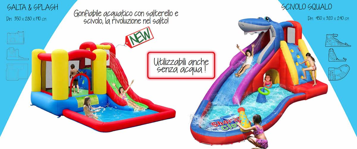 Affitto-noleggio gonfiabili Milano - Prezzi affitto giochi gonfiabili a noleggio feste per ...