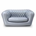 Vendita poltrona gonfiabile ARGENTO - divano gonfiabile per interni ed esterni
