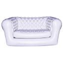 Vendita poltrona gonfiabile BIANCA - divano gonfiabile per interni