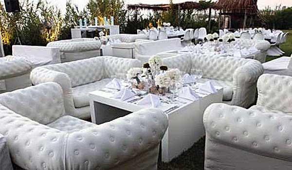 Vendita poltrone e sofa gonfiabili per interni ed esterni salotti