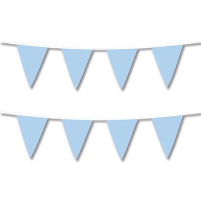 Festone-a-bandierina-monocolore-azzurro-10-Mt