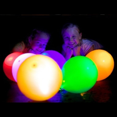 ARTICOLI LUMINOSI: Palloncini Luminosi - Occhiali luminosi, Bracciali luminosi e altro...