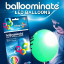 Palloncini-Luminosi-Balloominate-5pz-LED-Luce-VERDE-Fissa