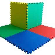 Set di mattonelle ad incastro atossiche per interni - antiscivolo e impermeabile