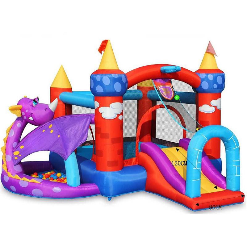Vendita gioco gonfiabile draghetto castello gonfiabile per bambini - Casa gonfiabile per bambini ...