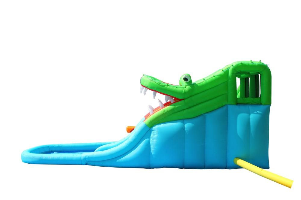 Vendita parco acquatico mr coccodrillo castello gonfiabile acquatico per bambini - Casa gonfiabile per bambini ...
