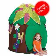 Woodland Fairy Hut - Graziosa capanna della fata dei boschi
