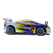 ATHENA MINIGT Automodello elettrico stradale completo di radiocomando e batteria