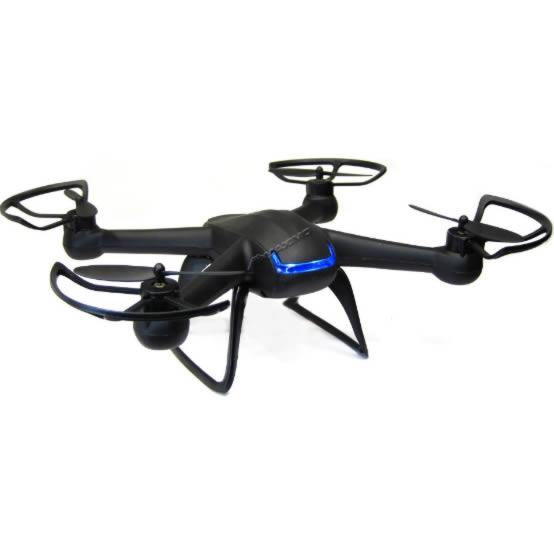 DRONE GHOST HEADLESS - quadricottero versatile con funzione headless per indipendentemente dal suo orientamento