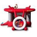 Noleggio New AirPlane - Gonfiabile Salterello con vaschetta palline e scivolo - img4