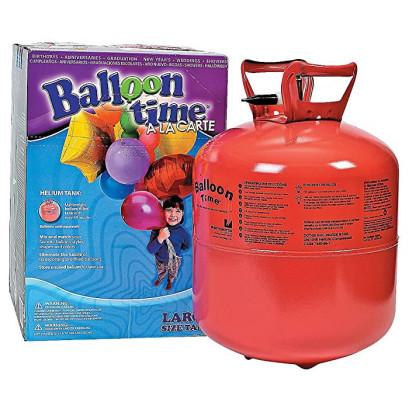 Bombola gas elio usa e getta per palloncini
