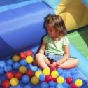 vendita-online-castello-gonfiabile-MEDIOEVO-dettaglio-piscina-con-palline-colorate