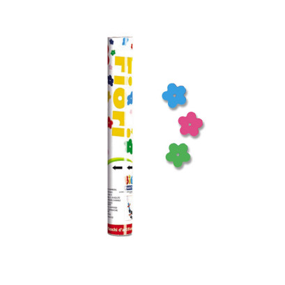 Cannone-Spara-Fiori-con-Colori-Assortiti-mis.-30cm