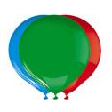Palloncini colorati misti large Pastello 30 cm busta pz 100