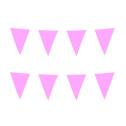 Festone-a-bandierina-monocolore-rosa-10-Mt