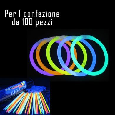 Braccialetti-Luminosi-Assortiti