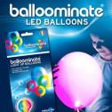 Palloncini-Luminosi-Balloominate-5pz-LED-Luce-ROSA-Fissa