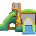 CANGUROTTO - Castello gonfiabile con scivolo gonfiabile di medie dimensioni n2