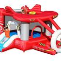 Noleggio New AirPlane - Gonfiabile Salterello con vaschetta palline e scivolo - img1