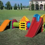 CUBIC TOY MODELLO H2000 - allestimento area giochi