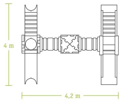 cubic-toy-modello-h2000-allestimento-area-giochi-misure
