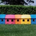 wagon-toy-modello-b-set-5-vagoni-allestimento-area-giochi