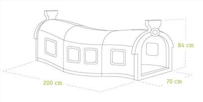wagon-toy-modello-b-set-5-vagoni-allestimento-area-giochi-misure-1